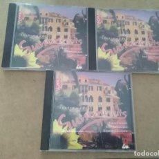 Discos de pizarra: CD SUMMER HITS INSTRUMENTAL VOLUMEN 1-2-3. Lote 287352433