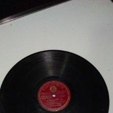 Discos de pizarra: DISCO DE PIZARRA DE CONCHITA MARTÍNEZ: MI JACA / LA NOVIA DEL SOL - PIZARRA EDITADA POR PARLOPHON B. Lote 287863578
