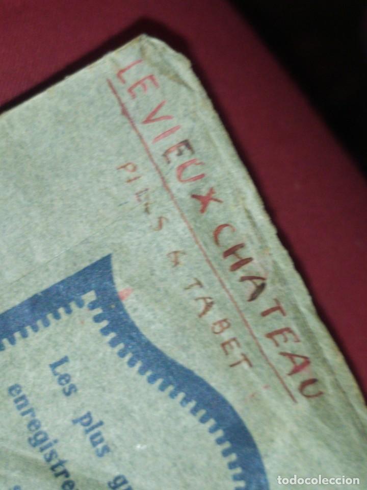 Discos de pizarra: DISCO PIZARRA PARLOPHONE FRANCE FERRERA AND PAALUHI MADRE HAWALLANA HAWAIIAN MOTHER OMINE CHIQUITA - Foto 2 - 288078758