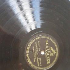 Discos de pizarra: 78 RPM ASTURIANA CON GAITA. Lote 288350018