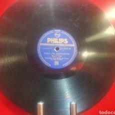 Discos de pizarra: BAQUELITA O PIEDRA. VALS. Lote 290539398