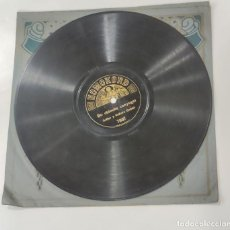 Discos de pizarra: DISCO DE PIZARRA - HOMOKORD 7807 - BO CHINCHE CONYUGAL. Lote 292600288