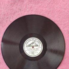 """Discos de pizarra: 10"""" GLENN MILLER - IT HAPPENED IN SUN VALLEY /THE KISS POLKA - LA VOZ DE SU AMO GY 561 (EX) PIZARRA. Lote 293152698"""