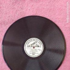 "Discos de pizarra: 10"" GLENN MILLER - CHATTANOOGA CHOO CHOO / I KNOW WHY - LVDSA GY 567 (EX+) PIZARRA 78RPM. Lote 293152748"