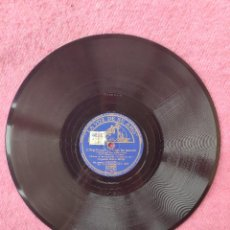 """Discos de pizarra: 10"""" GLENN MILLER - OVER THE RAINBOW /DING-DONG! THE WITCH IS DEAD - LVDSA GY 445 (EX+) PIZARRA 78RPM. Lote 293152793"""