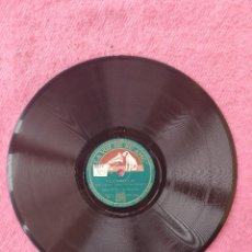 """Discos de pizarra: 10"""" GLENN MILLER - CARELESS / INDIAN SUMMER - LA VOZ DE SU AMO GY 702 (EX+) PIZARRA 78RPM. Lote 293152933"""