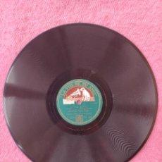 "Discos de pizarra: 10"" GLENN MILLER - THAT OLD BLACK MAGIC / AT LAST - LVDSA GY 669 (EX+) PIZARRA 78RPM. Lote 293153048"