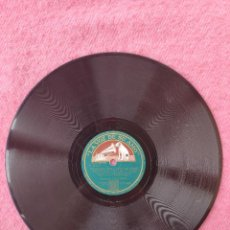 """Discos de pizarra: 10"""" GLENN MILLER - LET'S HAVE ANOTHER CUP O' COFFEE / CHIP OFF THE OLD BLOCK - LVDSA GY 603 (EX+). Lote 293153078"""