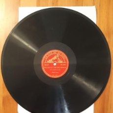 Discos de pizarra: DISCO DE PIZARRA - LA VOZ DE SU AMO - BALADA Nº 1 EN SOL MENOR /. Lote 293787218