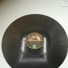 Discos de pizarra: DISCO DE PIZARRA. GRAMÓFONO. SCHEHERAZADE. Nº 9 Y 10. ORQUESTA SINFÓNICA DE FILADELFIA. Lote 295390873