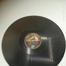 Discos de pizarra: DISCO PIZARRA. GRAMÓFONO. FESTIVAL DE PASCUA RUSA III Y IV PARTE. ORQUESTA SINFÓNICA DE FILADELFIA. Lote 295391518