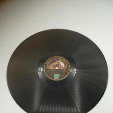 Discos de pizarra: DISCO DE PIZARRA. GRAMÓFONO. SCHEHERAZADE. Nº 7 Y 8. ORQUESTA SINFÓNICA DE FILADELFIA. Lote 295393773