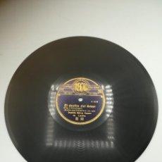 Discos de pizarra: DISCO PIZARRA. REGAL. EL DESFILE DEL AMOR. GREY & SCHERZINGER. DC 20. Lote 295395493