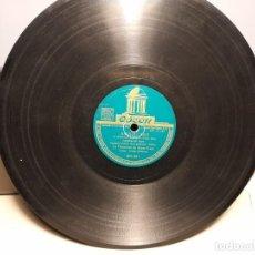 Discos de pizarra: DISCO DE PIZARRA DE LA ORQUESTA DE ARTUR KAPS : AMADO MIO + EN CHICAGO. Lote 297094338