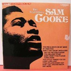 Discos de vinilo: SAM COOKE (THE LEGENDARY SAM COOKE) ENGLAND - 1971 LP33 RCA. Lote 984748