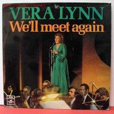 Discos de vinilo: VERA LYNN ( WE'LL MEET AGAIN ) LP33. Lote 987132