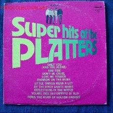 Discos de vinilo: LP - THE PLATTERS. Lote 8828294