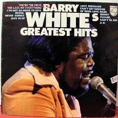 Discos de vinilo: BARRY WHITES (GREATEST HITS ) 1975 LP33. Lote 989255