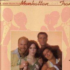 Discos de vinilo: THE MANHATTAN TRANSFER LP HATS421-200 1976 . Lote 21871999