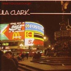 Discos de vinilo: PETULA CLARK LP 20 GRANDES EXITOS ORIGINAL. Lote 23840949