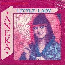 Discos de vinilo: UXV ANEKA - SINGLE 45 RPM - CANCIONES PERTENECIENTES A SU LP JAPANESE BOY. Lote 25650976