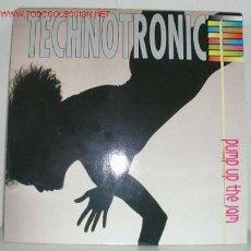 Discos de vinilo: TECHNOTRONICS (PUMP UP THE JAM) 1989 LP33. Lote 3216990