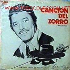 Discos de vinilo: GUY WILLIAMS: EL ZORRO. VINILO ARGENTINO.. Lote 49567752