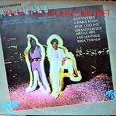 Discos de vinilo: DIVISION MIAMI: BANDA SONORA DE LA SERIE.. Lote 747706
