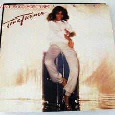 Discos de vinilo: TINA TURNER (ROUGH) LP33. Lote 749808