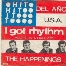 Discos de vinil: THE HAPPENINGS. Lote 26918818