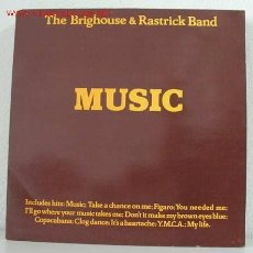 Discos de vinilo: THE BRIGHOUSE & RASTRICK BAND (MUSIC) LP33. Lote 752878