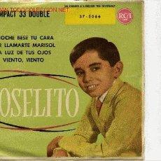 Discos de vinilo: JOSELITO. Lote 2778345