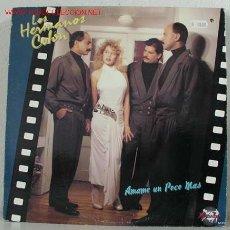 Discos de vinilo: LOS HERMANOS COLON (AMAME UN POCO MAS) LP33. Lote 155423182