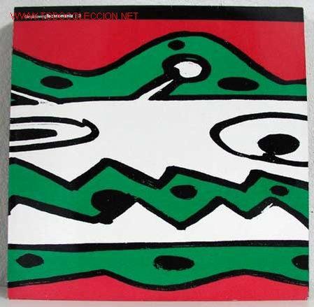 MINDBLOWING TECHNOMANIA 2 (VARIOUS ARTISTS) LP33 (Música - Discos - LP Vinilo - Techno, Trance y House)