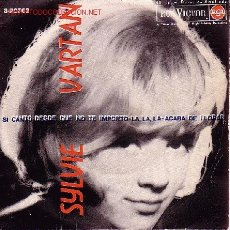 Discos de vinilo: SYLVIE VARTAN EP. Lote 15064541
