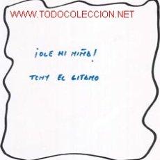 Discos de vinilo: TONY EL GITANO. Lote 19316324