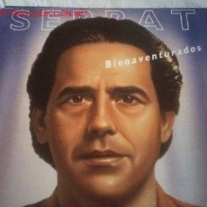 Discos de vinilo: SERRAT. Lote 21084993