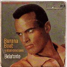 Discos de vinilo: HARRY BELAFONTE DISCO EP. Lote 23893672