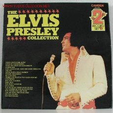 Discos de vinilo: ELVIS PRESEY (THE ELVIS PRESLEY COLLECTION) USA DOBLE LP33 RCA. Lote 5104319