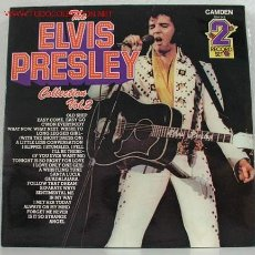 Discos de vinilo: ELVIS PRESEY (THE ELVIS PRESLEY COLLECTION VOLUME 2) USA LP33 DOBLE RCA. Lote 5104321