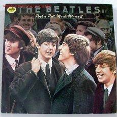 Discos de vinilo: THE BEATLES (ROCK 'N' ROLL MUSIC, VOLUME 2) LP33. Lote 10822786