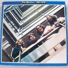 Discos de vinilo: THE BEATLES ( THE BEATLES 1967-1970 ) LP33 DOBLE. Lote 6352789