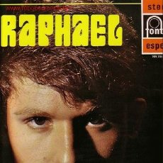 Discos de vinilo: RAPHAEL DISCO LP FONTANA 1969. Lote 9531279