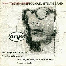 Discos de vinilo: THE ESSENTIAL MICHAEL NYMAN BAND . Lote 794201
