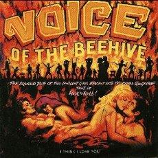 Discos de vinilo: VOICE OF THE BEEHIVE . Lote 794353