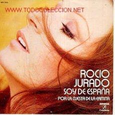 Discos de vinilo: ROCIO JURADO. Lote 20719700