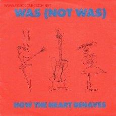 Discos de vinilo: WAS NOT WAS . Lote 794635