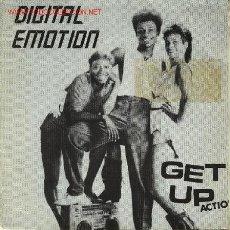 Discos de vinilo: DIGITAL EMOTION. Lote 794661