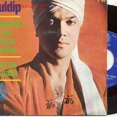 Discos de vinilo: SINGLE KULDIP / LA BALADA DE LOS BOINAS VERDES / OJOS DE ESPAÑA . Lote 16515197