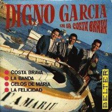 Discos de vinilo: DIGNO GARCIA Y SUS CARIOS. Lote 797747